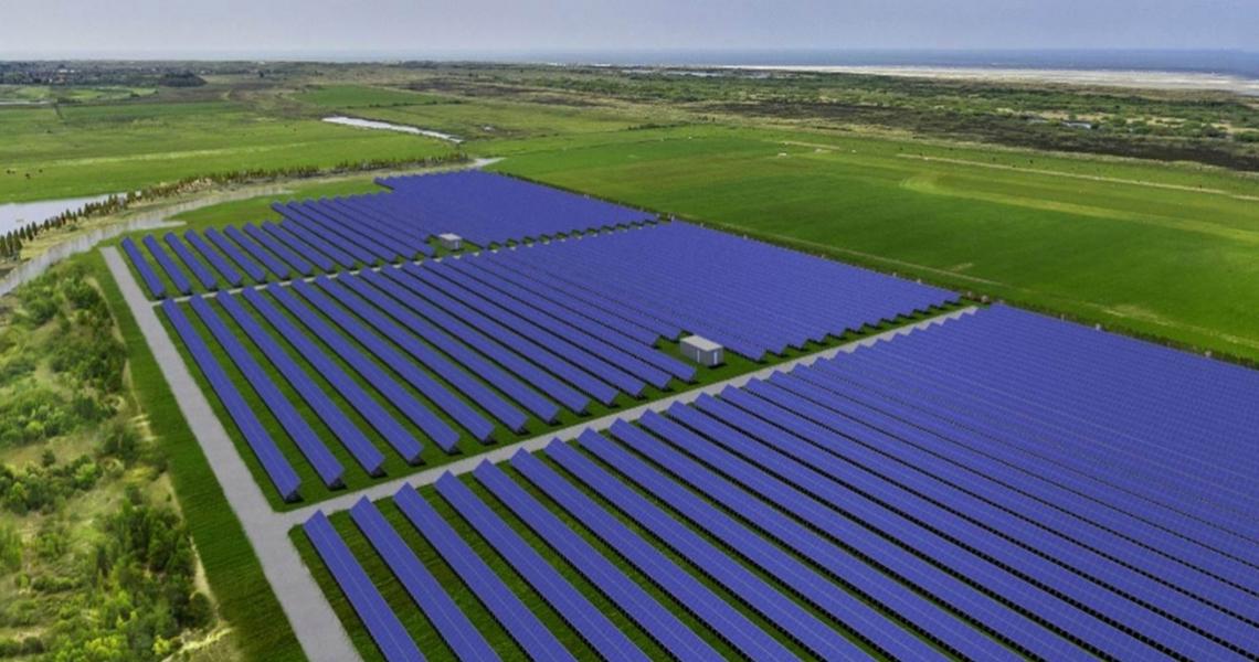 Ameland energieneutraal in 2020