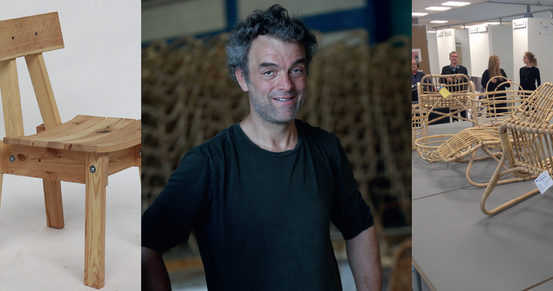 Interview: Piet Hein Eek