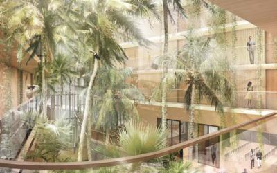Het groenste hotel van Nederland