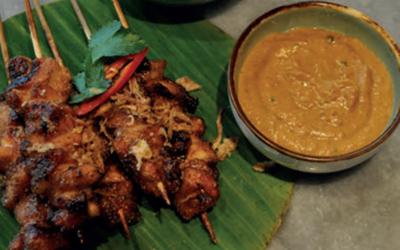 Indonesische saté