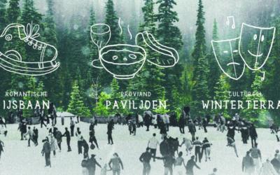 IJsvrij Park Festival: Eén van de mooiste schaatsbanen in Europa volgens Lonely Planet