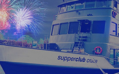 NYE Boat cruise party Amsterdam