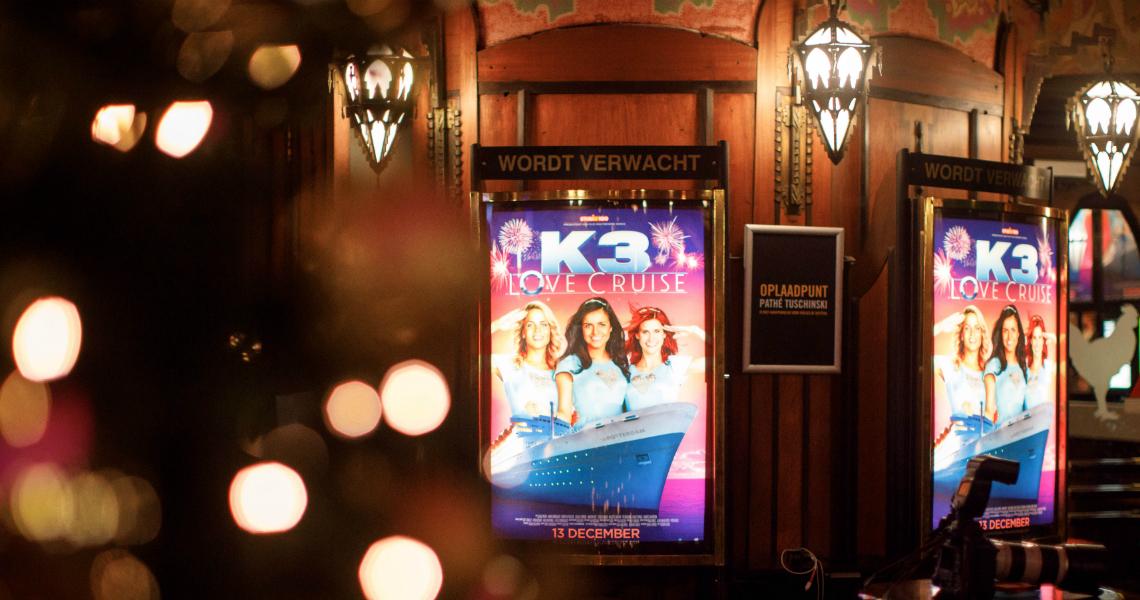 Film premières K3 Love Cruise groot succes