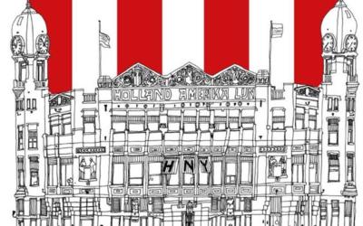 Stadsicoon Hotel New York Rotterdam krijgt expositie