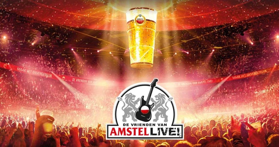 De Vrienden van Amstel LIVE! 2018