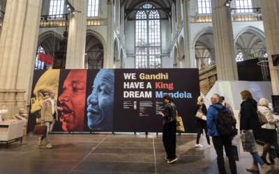 Gandhi, King & Mandela: 'We have a Dream'
