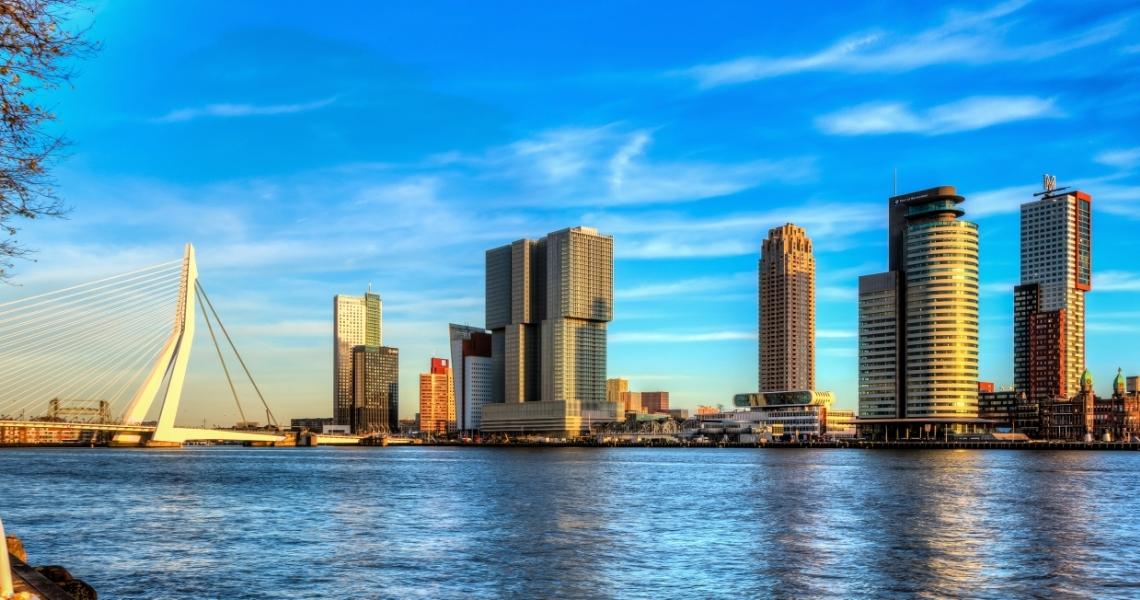 Toerisme in Rotterdam blijft stijgen