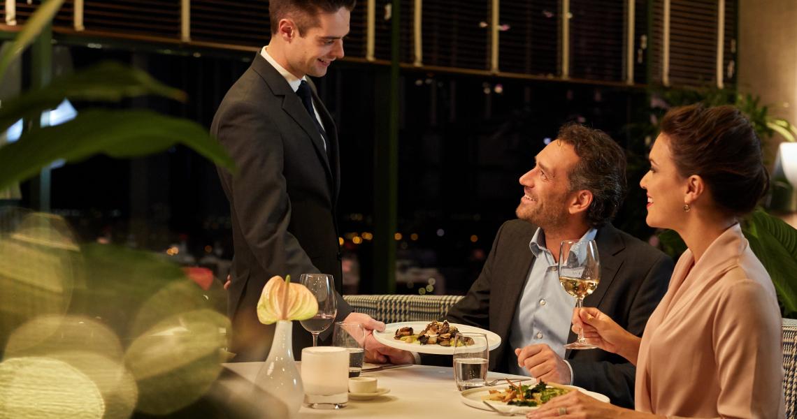 WTC-Hotel-Leeuwarden-restaurant-élevé - HARRY! by WestCord