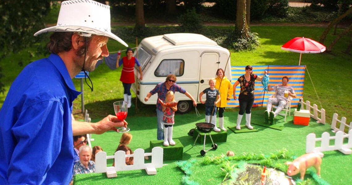 Restvorm - Mr Rizzo's miniatuur-foto-studio 2 - HARRY! by WestCord