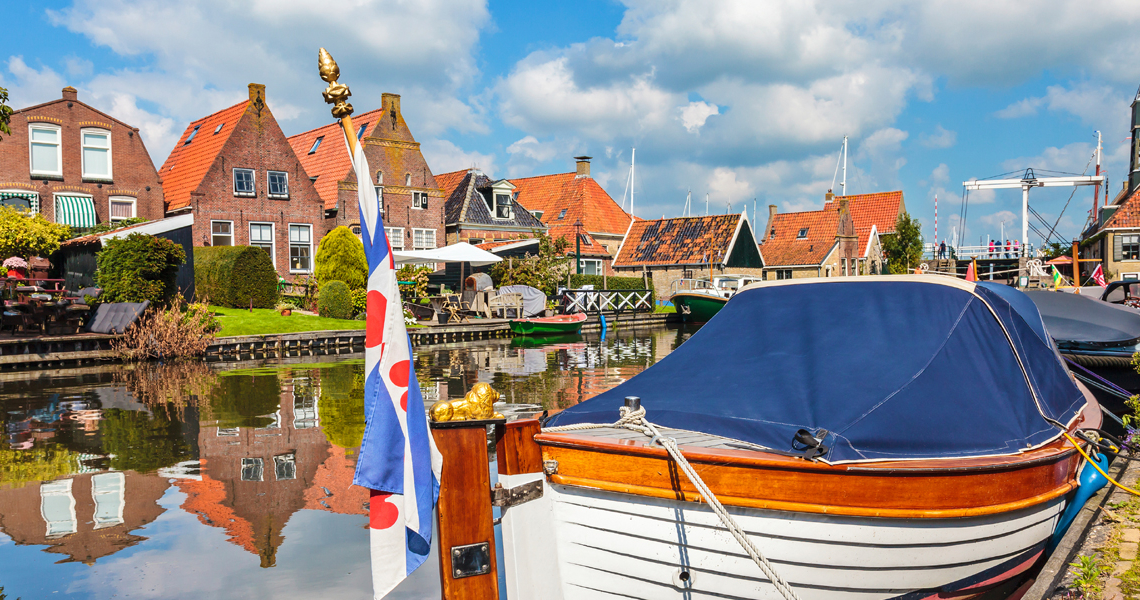 Lonely Planet: Friesland 'verborgen parel'