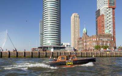 Met Pa op pad in Rotterdam