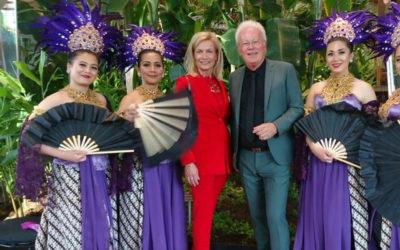 Hotel Jakarta Amsterdam feestelijk geopend!