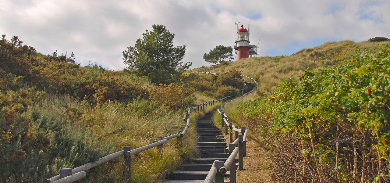 Trap naar vuurtoren Vlieland - HARRY! by WestCord