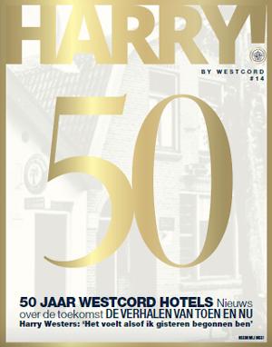 HARRY! by WestCord - WestCord Hotels 50 jaar