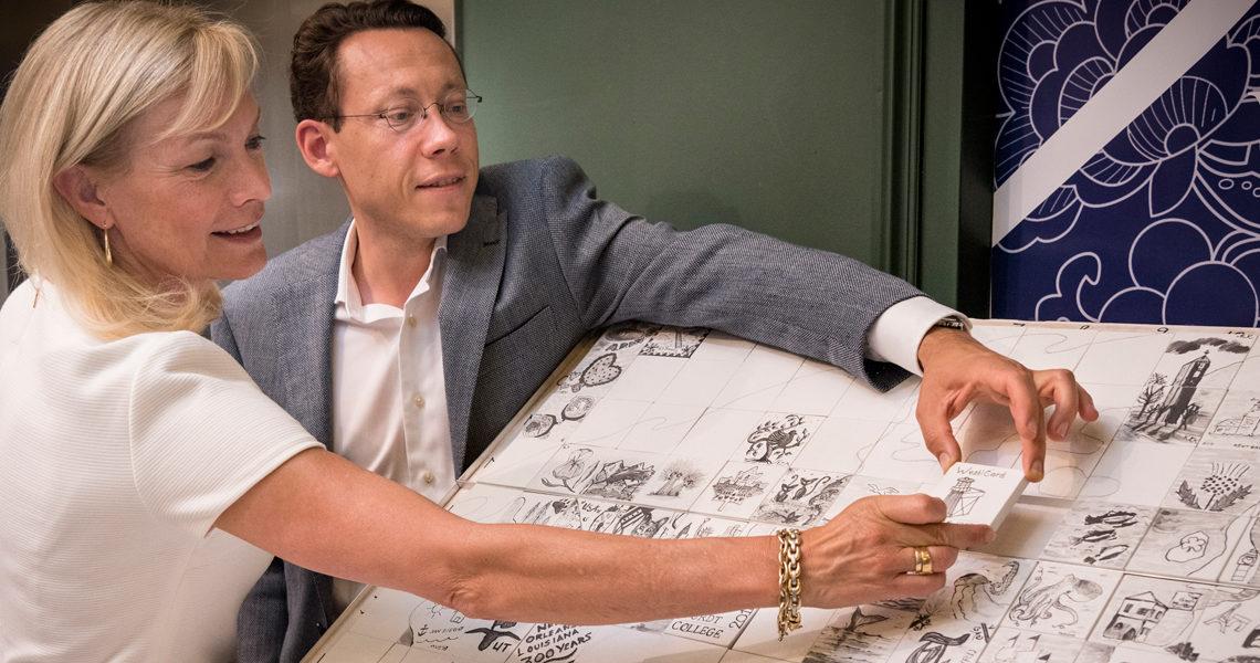 Royal Delft ontwikkelt servieslijn voor WestCord Hotels - HARRY! by WestCord
