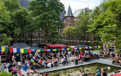 Foodfestival in Oosterse sferen