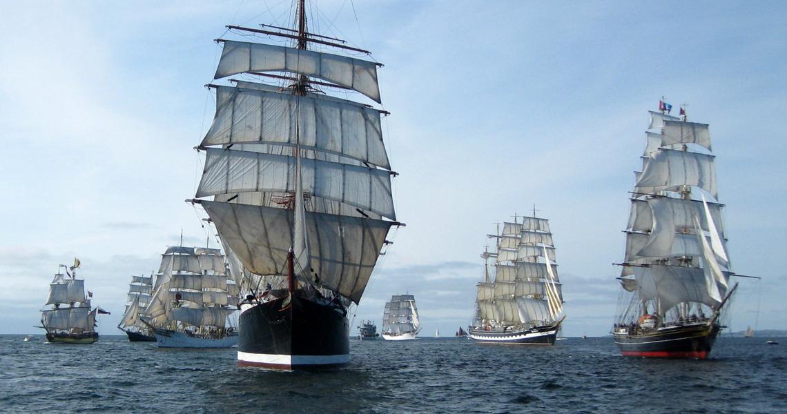 The Tallships Races: nautisch festijn