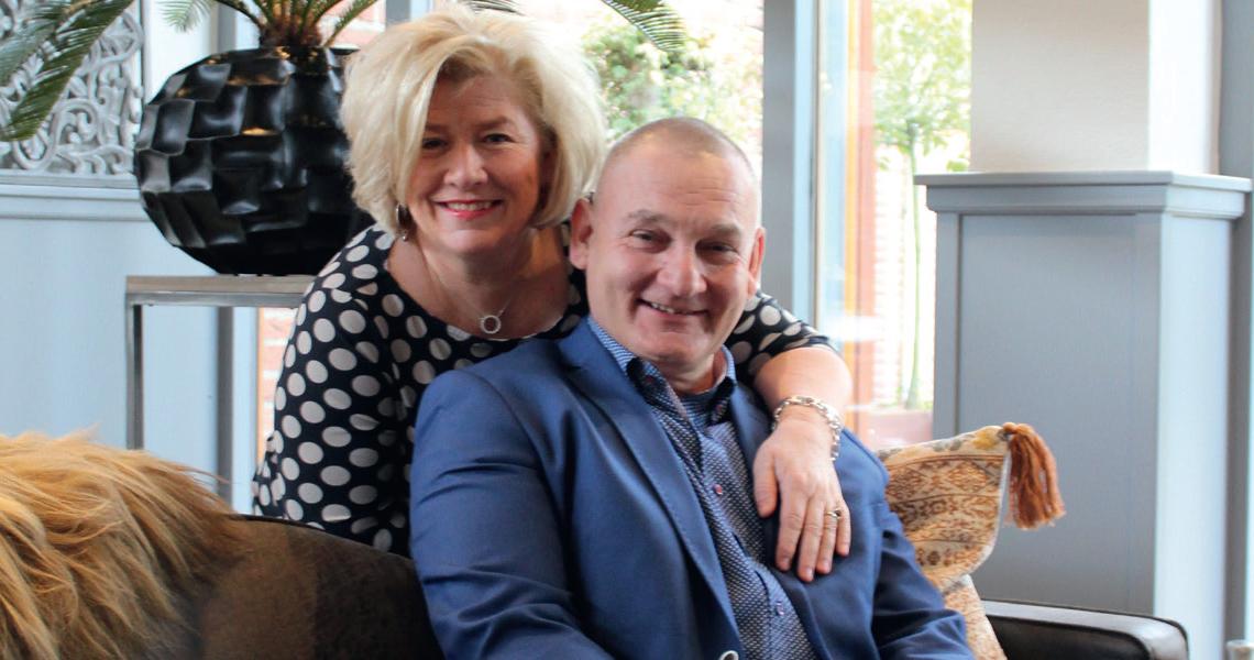 Richard en Karin van de Velde