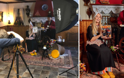 Behind the cover – Volendam