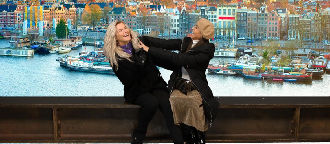 Valerie van Wad tot stad #11: Hartje Amsterdam