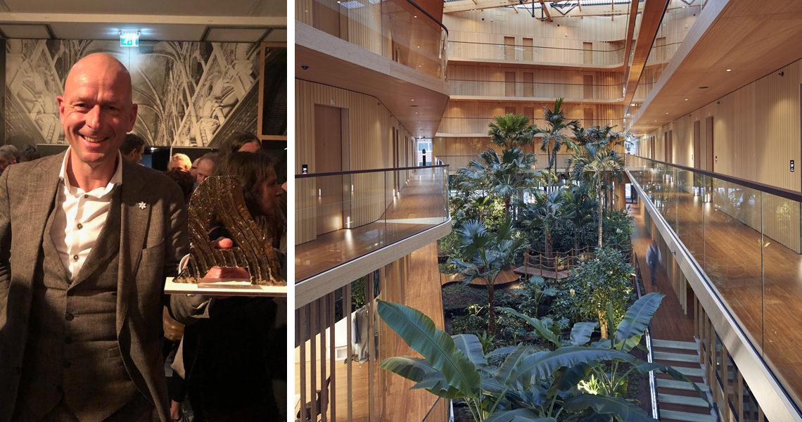 Hotel Jakarta Amsterdam wint A.A.P!