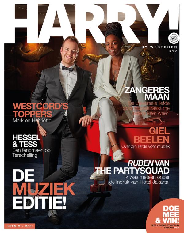 HARRY! by WestCord - De muziek editie