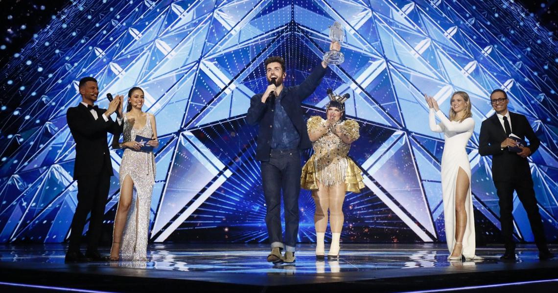 Het Euro Songfestival 2020 komt naar Rotterdam!
