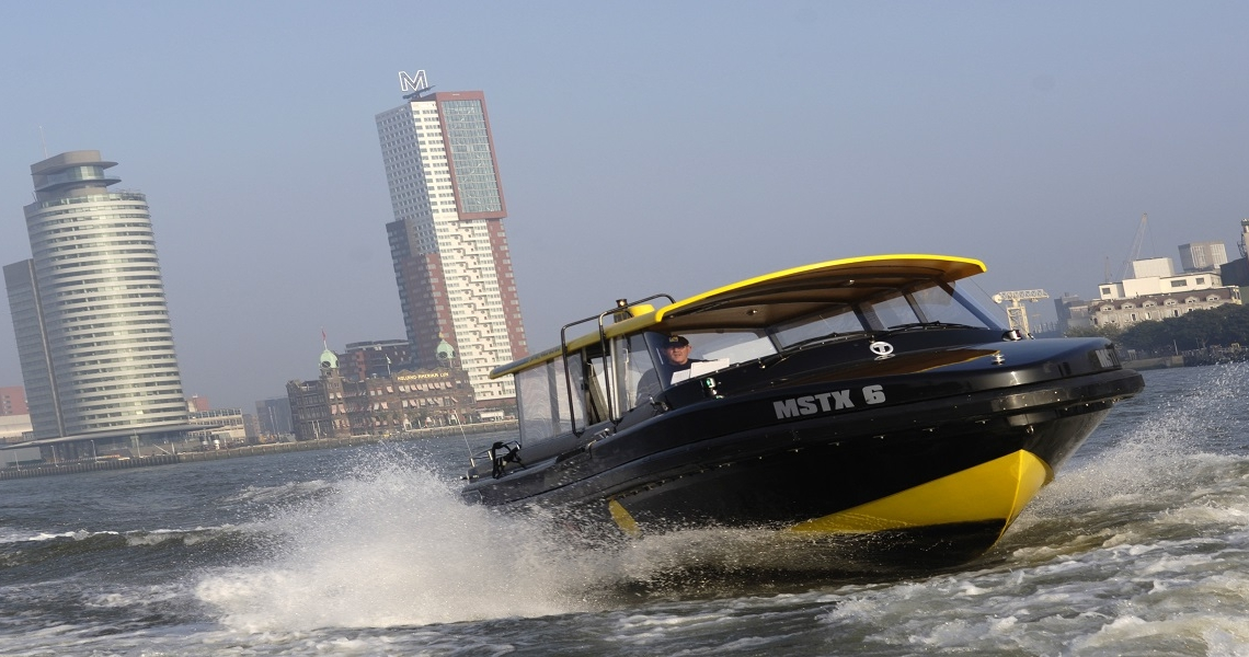 rotterdam - manhattan aan de maas 3 - HARRY! by WestCord